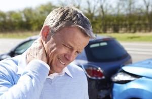 back pain after a car crash